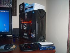 My NZXT AMD Driven Gaming System