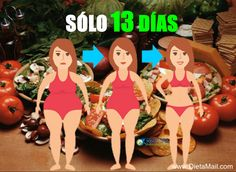 Si bien es cierto que existen numerosas dietas para bajar de peso, siempre hay unas que sobresalen de acuerdo al éxito que han tenido personas. Este es el caso de una dieta que en sólo 13 días promete eliminar hasta 2o kilos de sobrepeso
