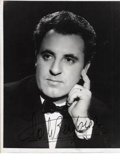 Beloved tenor Carlo Bergonzi, 13 July,1924 - 26 July, 2014. R.I.P.