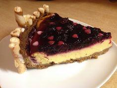 Cheesecake s lesným ovocím  - obrázok 7
