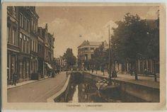 Voorstreek richting Kelders,De kaart is in 1936 verzonden door Lolkje naar S.Houtstra, Badweg,Schiermonnikoog. Leeuwarden