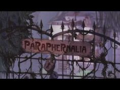 Paraphernalia - by: Sabrina Cotugno .   Third year film at Calarts, but made mostly at Gobelins school in Paris.  A story in which a little recluse girl makes a friend, at the expense of her ceiling.
