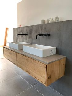 Bathroom Furniture, Bathroom Interior, Furniture Decor, House Of Gold, Modern Drawers, Apartment Projects, Bathroom Toilets, Grey Bathrooms, Home Renovation