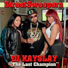 (MIXTAPE) DJ KAY SLAY THE LAST CHAMPION