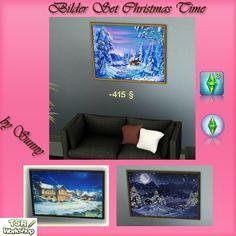 Eintrag vom 10. Dezember - Adventskalender - Sims Dreams