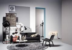 Fabrik-Chic ist zum Wohntrend geworden, und mit ihm sind es alle Materialien, Farben und Formen, die sich an Gegenstände und die…