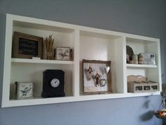 1000 images about muurdecoratie on pinterest van door for Muurdecoratie hout