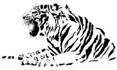 трафареты львов картинки: 12 тыс изображений найдено в Яндекс.Картинках