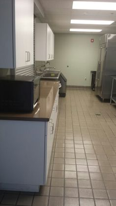 New Oxmoor community center Kitchen Wedding Reception Places, Raw Pictures, Set Up An Appointment, Tile Floor, Community, Kitchen, Cooking, Kitchens, Tile Flooring