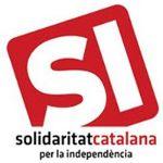 Logo de Solidaritat Catalana per la Independencia