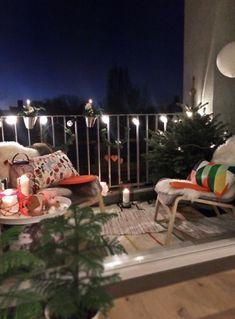 Meine kleine Winter Lounge - Dekoration für die kalten Tage: the-shopazine.de Lounge, Dm, Winter, Patio, Table Decorations, Garden, Outdoor Decor, Furniture, Home Decor