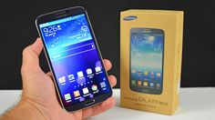 """Samsung Galaxy Mega 6.3"""": Unboxing & Review http://mylinksentry.com"""