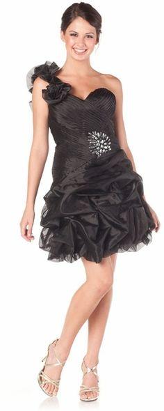 Black Strap Semi Formal Dinner Dress V Neck Size S To 3xl 3 Colors