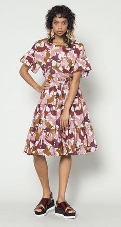 edf5a354e9d21 Gorman Online :: Jurassic Daisy Swing Dress - New Arrivals ...