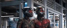Ant-man and the Wasp: Paul Rudd ed Evangeline Lily in una nuova immagine!