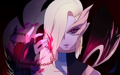 Morgana League Of Legends, League Of Legends Game, Liga Legend, Xayah And Rakan, Emo Goth, Street Fighter, Fantasy Creatures, Deviantart, Anime Characters