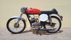 Beta - Camoscio Sport - 49 cc - 1976 Vintage Moped, Antique Auctions, Sports, Hs Sports, Sport