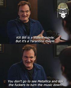 BROTHERTEDD.COM Quentin Tarantino, Leonardo Dicaprio, Brad Pitt, Film Kill Bill, Music Down, Funny Memes, Hilarious, Quote Aesthetic, Quote Posters