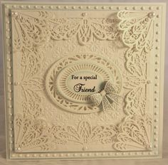 Creative Expressions Papercraft and Scrapbooking Products: CRAFT DIES by Sue Wilson - Classic & Filigree 3D Itty Bitty Bows