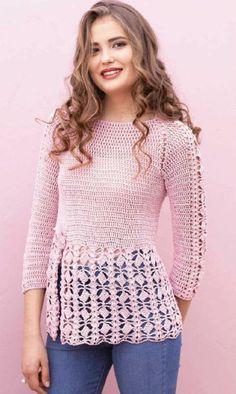 Captivating Crochet a Bodycon Dress Top Ideas. Dazzling Crochet a Bodycon Dress Top Ideas. Crochet Cardigan Pattern, Crochet Tunic, Crochet Jacket, Crochet Clothes, Crochet Patterns, Crochet Tops, Crochet Bodycon Dresses, Woolen Dresses, Crochet Woman