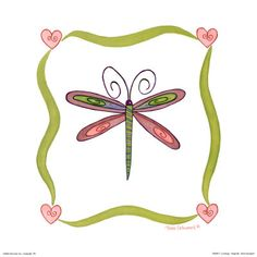 Dragonflies now bring me comfort & remind me of my Mom. Thanks to a dear friend (@Kellea)& the beautiful gift she gave me!