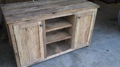 YOUR Custom Made Rustic Barn Wood Entertainment Center, Vanity, TV Stand or Sideboard Dresser or Cabinet