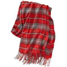 Gap Tartan Plaid Scarf ($25) ❤ liked on Polyvore featuring mens, men's accessories and men's scarves
