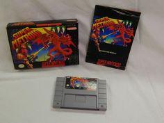 Super Metroid (Nintendo SNES, 1994) #samus