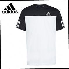 41.60$  Buy now - http://alivtd.worldwells.pw/go.php?t=32685844888 - Original New Arrival 2016 Adidas Climacool  Men's Tennis T-shirts  short sleeve Sportswear  41.60$