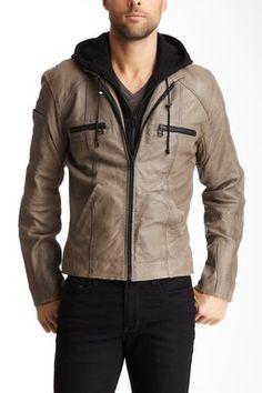 Tokyo Leather Jacket