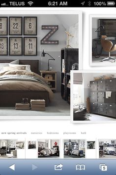 Fun Bedroom Furniture Styles to Consider – Log Beds, Platform Beds and Boy Room Color Scheme, Boys Room Colors, Room Color Schemes, Bedroom Colors, Teen Boy Rooms, Teen Boy Bedding, Toddler Girl Bedding Sets, Teen Bedroom, Teen Boys