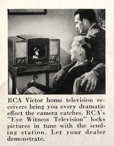 Advertising  Television