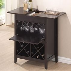 Baxton Studio Modesto Modern Bar And Wine Cabinet | Decor | Pinterest | Bar,  Wine Cabinets And Cabinet Space