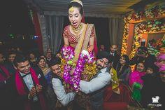 Juhi + Karan #candidphotography #bride #indianwedding #delhi #fridaypic www.fridaypic.com