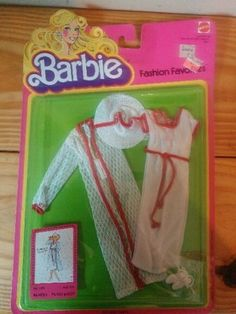 Vintage-1979-Barbie-Fashion-Favorites-Dressed-to-a-T-1403-NRFP