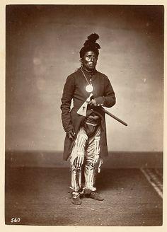 Sky Chief, Pawnee 1867