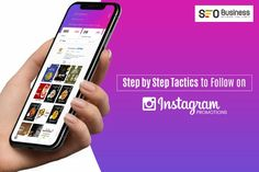 Do You Need Instagram Promotion? Here is a step by step tactics to follow on instagram.. To know more refer our blog. #instagrammarketing #instagrampromotion #instagramads #seobusinesscompany Instagram Promotion, Social Media Marketing, Business, Blog, Blogging, Store, Business Illustration