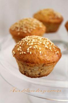 Muffins au sésame à tester rapidement...