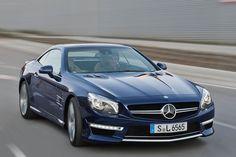 Mercedes-Benz SL 65 AMG, monstruo delicado de 12 cilindros
