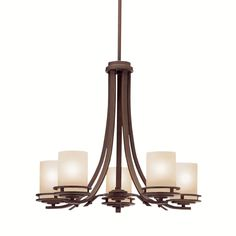 Shop Kichler Lighting  1672 5 Light Hendrik Chandelier at ATG Stores. Browse our chandeliers, all with free shipping and best price guaranteed.