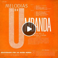 Full Post + Tracklist + Download at: http://lesmainsnoires.blogspot.com/2016/03/068-melodias-da-umbanda-afro-brazilian.html I used to say that Brazil is Africa's little sister. As a matter of fact, It is really impressing to see how African roots are present basically everywhere in Brazilian traditional and popular culture. Throughout the country's five centuries of history, those roots has evolved, being blended with other cultures, other influences, result of the encounter between…