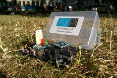 AirPi: London school kids build Raspberry Pi-powered pollution monitor (Wired UK)