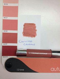 Soft Autumn clinique curviest caramel chubby stick