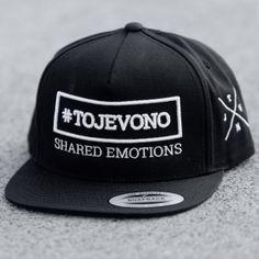 # TJVN SHARED EMOTIONS BLACK Urban Outfits, Snapback, Black, Fashion, Moda, Black People, Fashion Styles, Fashion Illustrations, Urban Outfitters