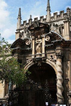 church of saint mary the virgin - Oxford