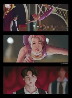 ARMY'S ACTUALLY DID FANART INSPIRED FROM THE GREATEST SHOWMAN I CANNOT