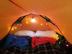 Fairy Lights | I Tested Your Best Camping Hacks And This Is What Happened