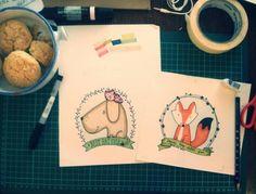 Dibujitos mariana sanz