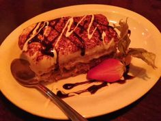 Some Chinese Take Out: #Fiamo #Italian Kitchen - it's Dine Around again! #Tiramisu
