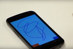 Drawings May One Day Replace Phone Passwords | Mental Floss